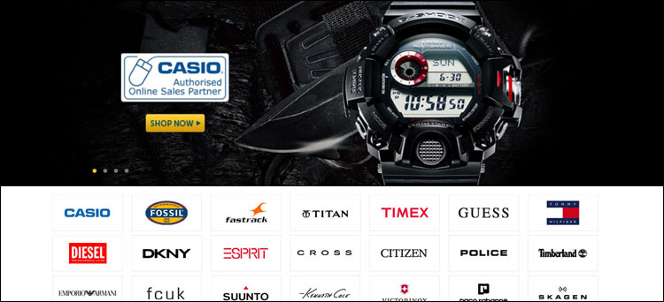 watchkart coupons for casio watches